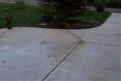 Removing Paint From Concrete Thriftyfun How To Remove Paint From Concrete Patio