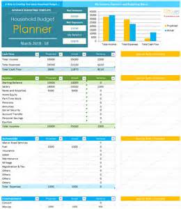 Template Microsoft Excel by Home Budget Template For Excel 174 Dotxes