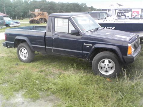 1970 jeep comanche jim92 1987 jeep comanche regular cab specs photos