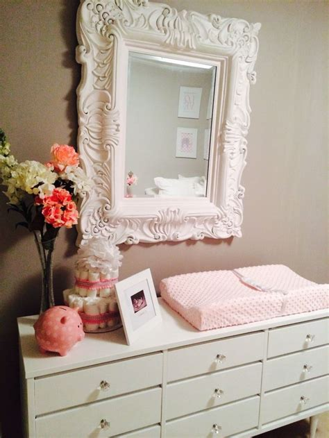 mirrored dresser for baby room 103 best images about baby nursery ideas on