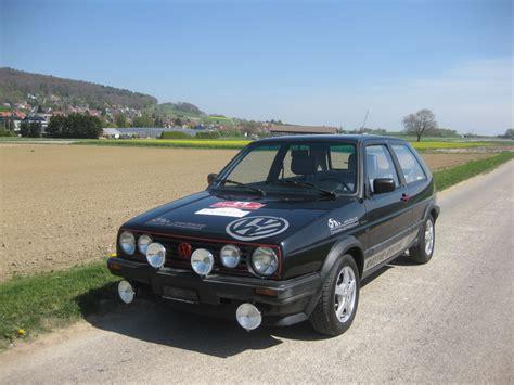 Vw Golf Syncro by Touring Garage Ag Vw Golf Ii Syncro Limousine 1990