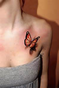 Wedding Makeup Artist Miami 45 Incredible 3d Butterfly Tattoos Art And Design
