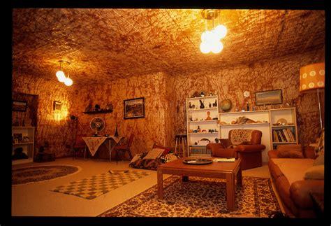 inside underground houses so replica houses