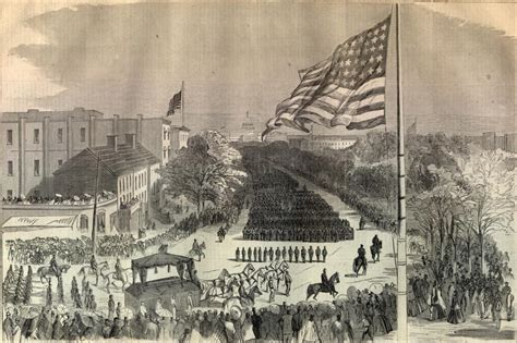 president abraham lincoln s funeral procession