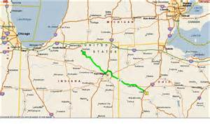 Lima Ohio Map by Roving Reports By Doug P 2013 27 Goshen Indiana To Lima Ohio