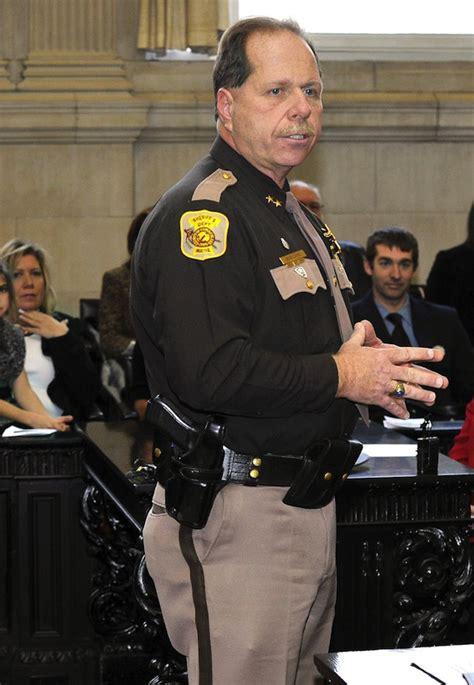 Cumberland County Sheriff Office by Suit Accuses Sheriff Cumberland County Of Targeting