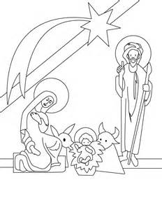 nativity coloring pages nativity coloring pages coloringpagesabc
