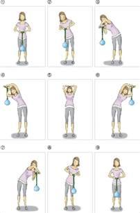 Shoulder Pain Exercises for Women