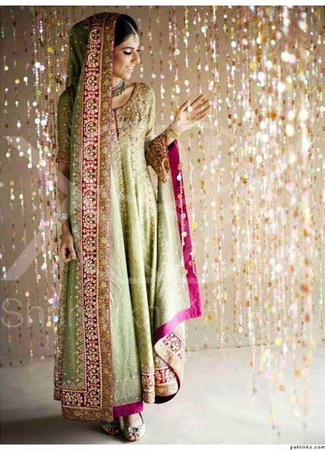 Latest Pakistani Bridal Dress Collection 2014   XciteFun.net