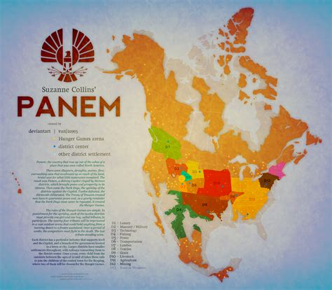 us map of hunger districts panem map by vanja1995 on deviantart