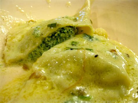 ravioli with ricotta and spinach recipe dishmaps