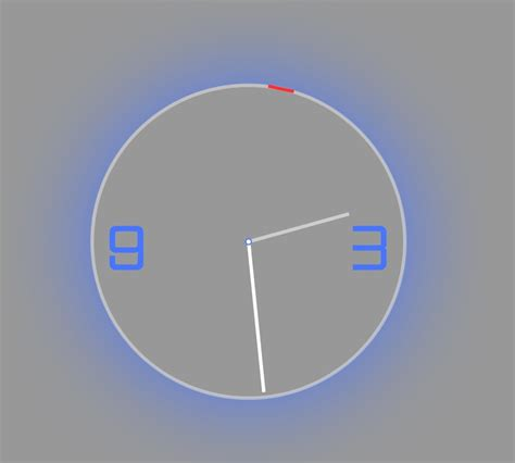 analog clock a 1 by adni18 on deviantart simple clean analog clock 1 1 by go0dvib3s on deviantart