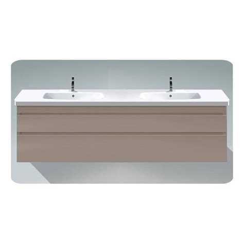 duravit bathroom vanity duravit ds6498 durastyle wall mounted double sink modern