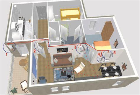Alarm System Rumah paket hemat alarm rumah paket alarm keamanan alarm