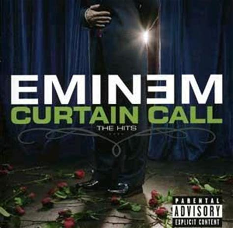 eminem curtain call song list curtain call the hits wikipedia