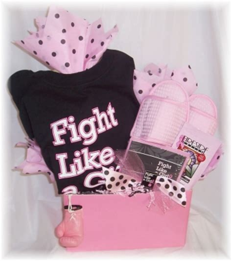 Breast Cancer Gift Cards - breast cancer encouragement gift baskets for hope and support