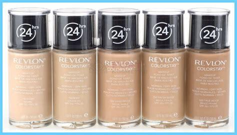 Revlon Colorstay review e applicazione fondotinta revlon colorstay