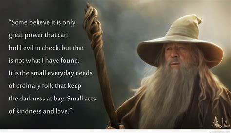 gandalf time quote best gandalf lord of the rings quotes with pics