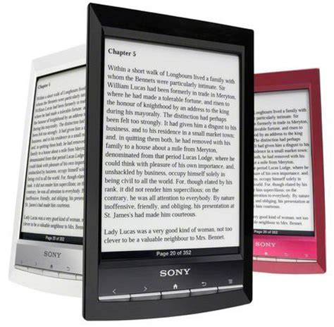 best e reader firmware updates now available for sony prs t1 t2 and t3