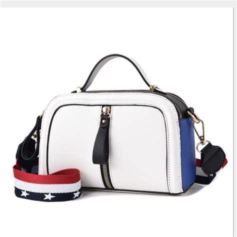 Tas Import Kodeb755 Black White jual b7621 white tas fashion wanita cantik grosirimpor