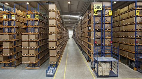 trust the experts to plan out your warehouse home