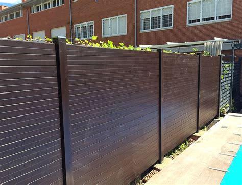 vallas pvc jardin m 225 s de 1000 ideas sobre vallas de madera en