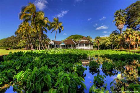 Garden Oahu Moanalua Gardens Oahu Hawaii Pictures
