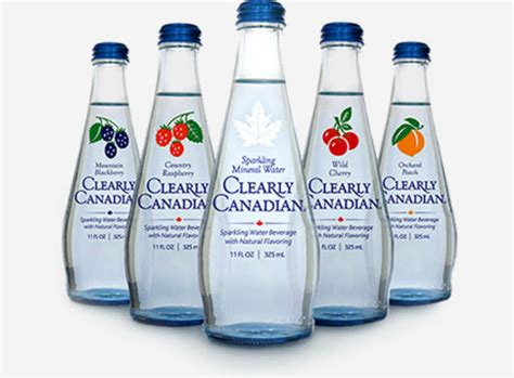 Clearly Canadian Back In Stores   Simplemost