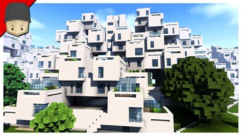 wolf of montreal fugitive was building a 13 million minecraft crazy apartment complex habitat 67 montreal
