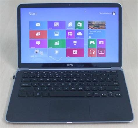 dell xps  ultrabook hands  review