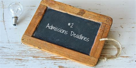 Grad School Mba Application Deadlines by Grad School Admissions Deadlines Wordvice