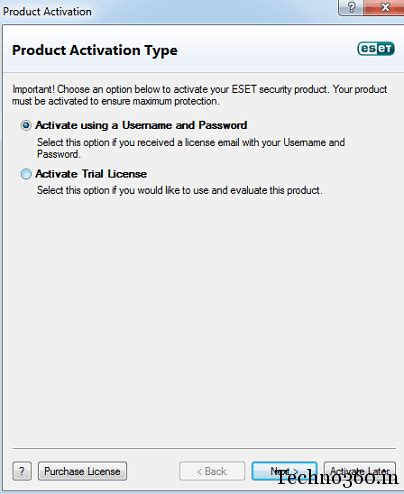 eset smart security 5 username and password eset smart security 5 free 90 days license