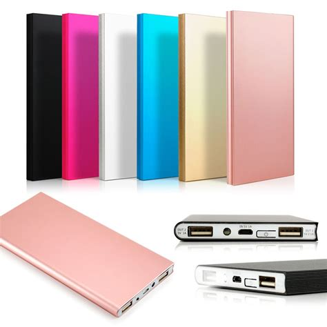 how to test power bank capacity ultrathin 20000mah portable external battery charger power