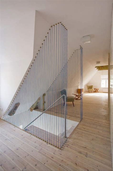 simple rope wall  room dividers home design