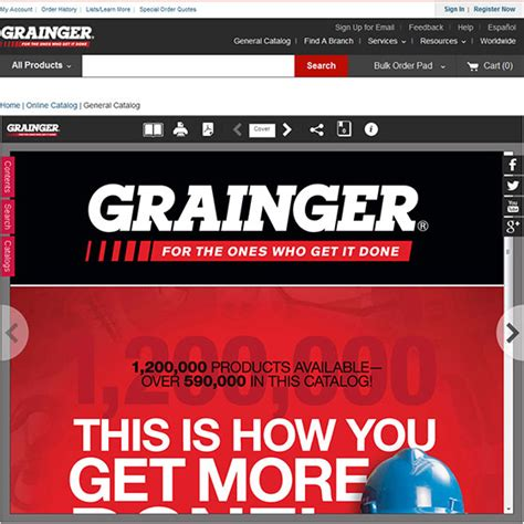 Granger Tools by Grainger Mro Supplies Industrial Equipment And Tools