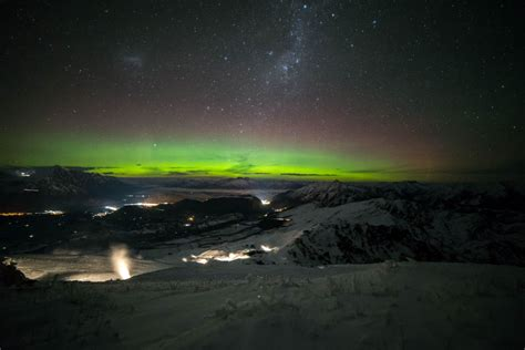 How To Photograph Aurora Australis The Southern Lights Lights Nz