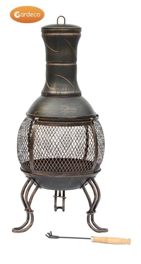 399 best garden furniture chimineas images on