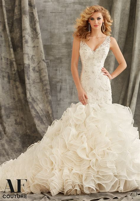 Wedding Dress by Af Couture Collection Wedding Dresses Bridal Gowns