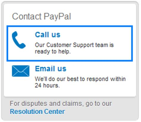 Phone Lookup Paypal How Do I Reach Customer Service Paypal Community