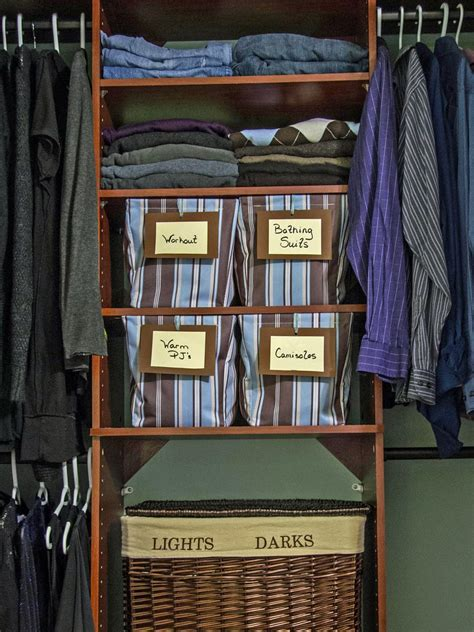 closet organizer bins how to reduce clutter to reduce stress easy ideas for