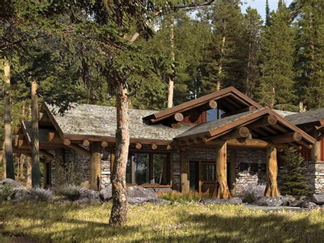 small mountain cabin plans rustic mountain homes exterior small rustic mountain home