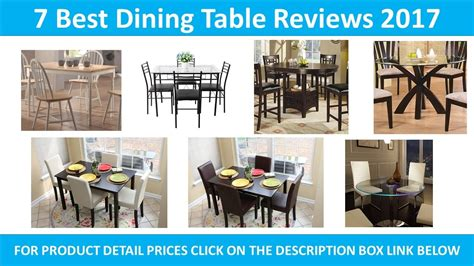 best dining tables 2017 best dining tables 2017 select the 7 modern
