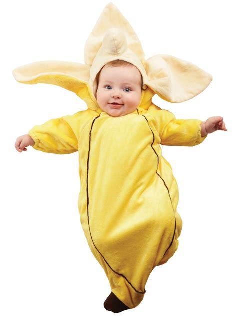 Baby Monkey Banana Suit infant banana costume banana baby costume