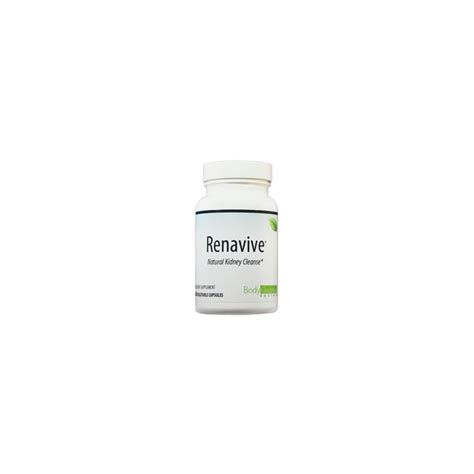 Global Health Kidney Detox renavive 174 kidney cleanse 60 capsules by global