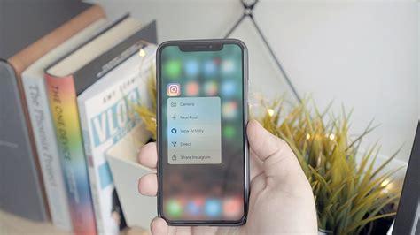 el iphone xr no tiene 3d touch en su pantalla pero a 250 n as 237 podr 225 s seguir utiliz 225 ndolo
