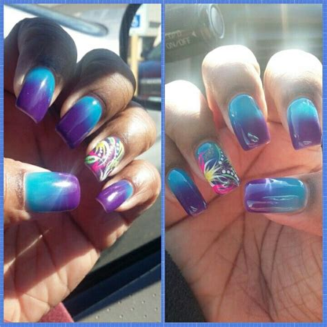mood color nails 1000 ideas about mood nail on colour