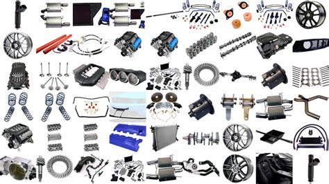 Ford Parts And Accessories by Tons Of New Ford Racing Mustang Parts Now Available