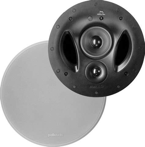 polk audio ceiling speakers polk audio 90 rt in ceiling speaker at crutchfield