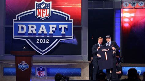 behind the steel curtain mock draft 2012 nfl draft open thread steelers hold several picks in