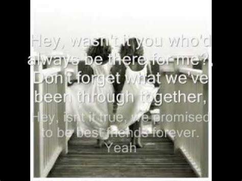 best friends forever ksm lyrics 5 months best friends forever ksm lyrics